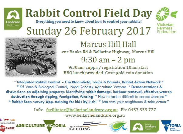 Rabbit Field Day - 2017